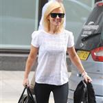 Geri Halliwell out in London 106713