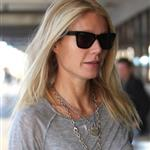 Gwyneth Paltrow arriving at LAX to catch a flight to Toronto for TIFF 107536