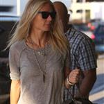 Gwyneth Paltrow arriving at LAX to catch a flight to Toronto for TIFF 107550