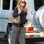 Hilary Duff out in Beverly Hills  98128