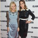 Jessica Alba at Glamour Women of the Year awards in New York with Tory Burch  95859