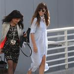 Jessica Biel touches down at LAX  107210