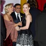 Jessica Chastain at the Marrakech International Film Festival  96459