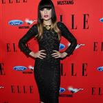 Jessie J at ELLE Women In Music 2012 held at Avalon Hollywood 103190