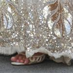 Kate Moss's wedding shoes 104122