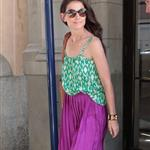 Katie Holmes out in New York City 105391