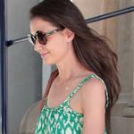 Katie Holmes out in New York City 105394