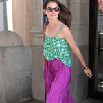 Katie Holmes out in New York City 105395