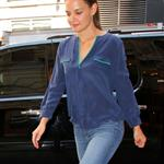 Katie Holmes out in New York City  102730
