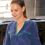 Katie Holmes out in New York City  102731