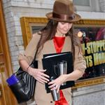 Katie Holmes out in New York City 102871