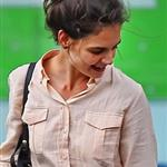 Katie Holmes out in New York City with Suri Cruise 104834