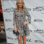 Kristen Chenoweth attends the 'Once' Broadway opening night at The Bernard B. Jacobs Theatre 102669