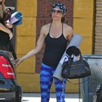 Lisa Rinna at the gym in Los Angeles  105053