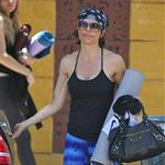 Lisa Rinna at the gym in Los Angeles  105055