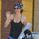 Lisa Rinna at the gym in Los Angeles  105058