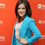 Lucy Hale at the ABC Family Upfront in New York City 102641