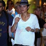 Marion Cotillard arrives in Toronto for TIFF 107313