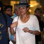 Marion Cotillard arrives in Toronto for TIFF 107314