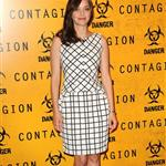 Marion Cotillard at the Contagion premiere in Paris 95440