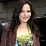 Mary Louise Parker arrives at The Late Show studios 107029