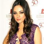 Mila Kunis at St. Jude Childrens Hospital's 50th Anniversary Benefit Gala 96833