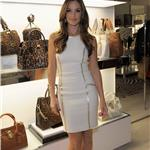 Minka Kelly attends the opening of the new Michael Kors boutique on Robertson 96076