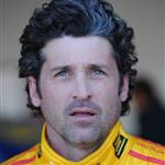 Patrick Dempsey appears during testing for Rolex Sports Car Series 'Rolex 24' at Daytona International Speedway Daytona Beach, Florida - 07.01.12  96862