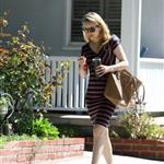 Rachel McAdams out running errands in Los Angeles  107281