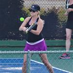 Reese Witherspoon playing tennis last week 104499