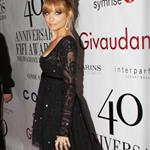 Nicole Richie at the 40th Annual Fifi Awards held at Lincoln Center 104551