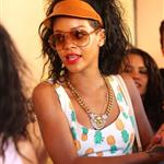 Rihanna out in Italy 106314