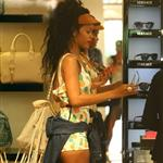 Rihanna out in Italy 106319