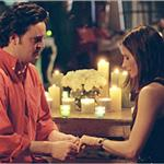 Monica proposes to Chandler on Friends 106579