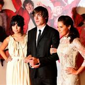 Vanessa Hudgens, Zac Efron, and Ashley Tisdale  103373