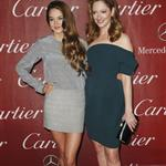Shailene Woodley and Judy Greer at The 23rd annual Palm Springs International Awards Gala 96797