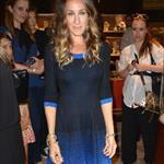 Sarah Jessica Parker attends the Fred Leighton Boutique in New York City for Fashion's Night Out 107367