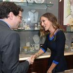 Sarah Jessica Parker attends the Fred Leighton Boutique in New York City for Fashion's Night Out 107369
