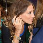 Sarah Jessica Parker attends the Fred Leighton Boutique in New York City for Fashion's Night Out 107372