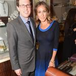 Sarah Jessica Parker attends the Fred Leighton Boutique in New York City for Fashion's Night Out 107373