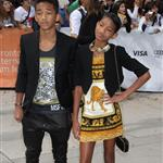 Willow Smith and Jaden Smith at the premiere of  Free Angela and All Political Prisoners at TIFF 107684
