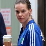 Hilary Swank out in New York 105171