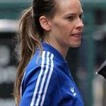 Hilary Swank out in New York 105175