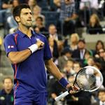 Andy Murray defeats Novak Djokovic at the US Open  108179